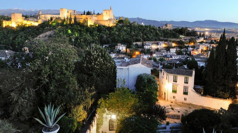 Y allá a lo lejos la Alhambra. (Foto: Ayuntamiento de Granada)