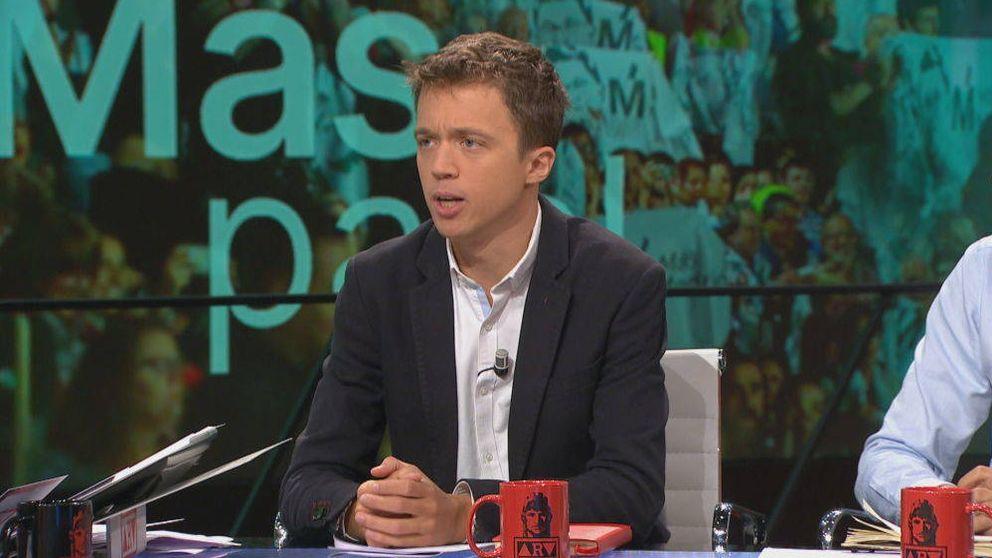 Iñigo Errejón analizará el debate electoral desde el plató de 'Al rojo vivo'