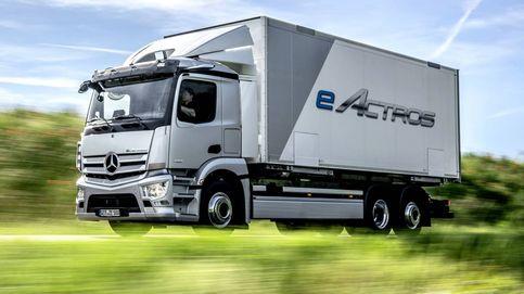 Mercedes-Benz empieza a fabricar en serie su camión eléctrico eActros
