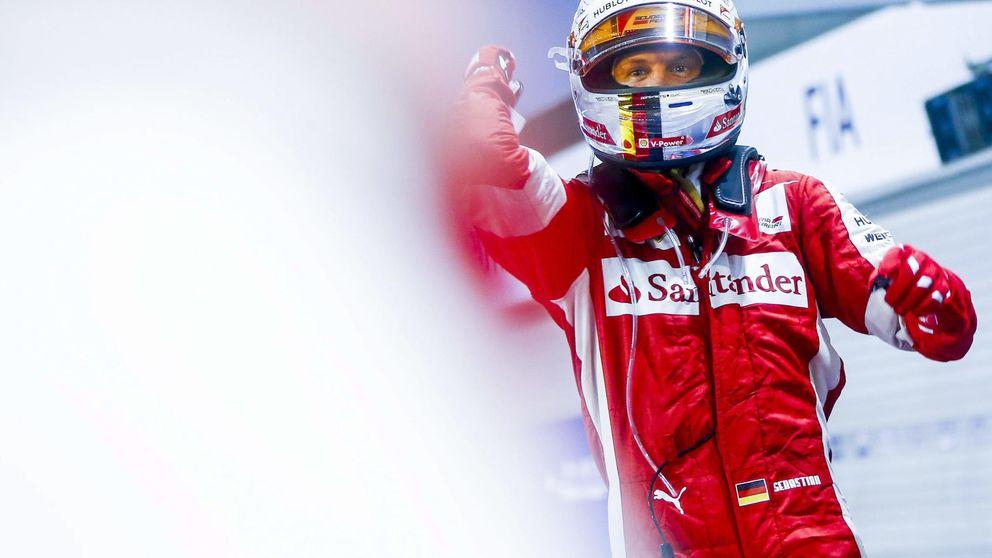 Red Bull prepara un sartenazo a Mercedes un año después del de Ferrari