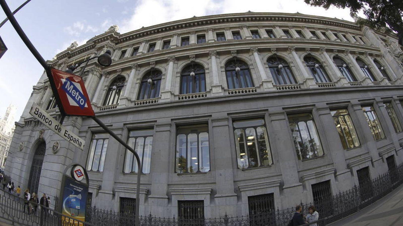 Foto: Sede del Banco de España. (EFE)