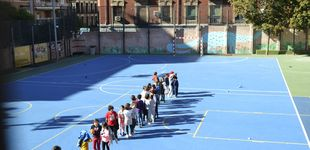 Post de Adiós al fútbol en el patio: los colegios se reinventan para que todos jueguen