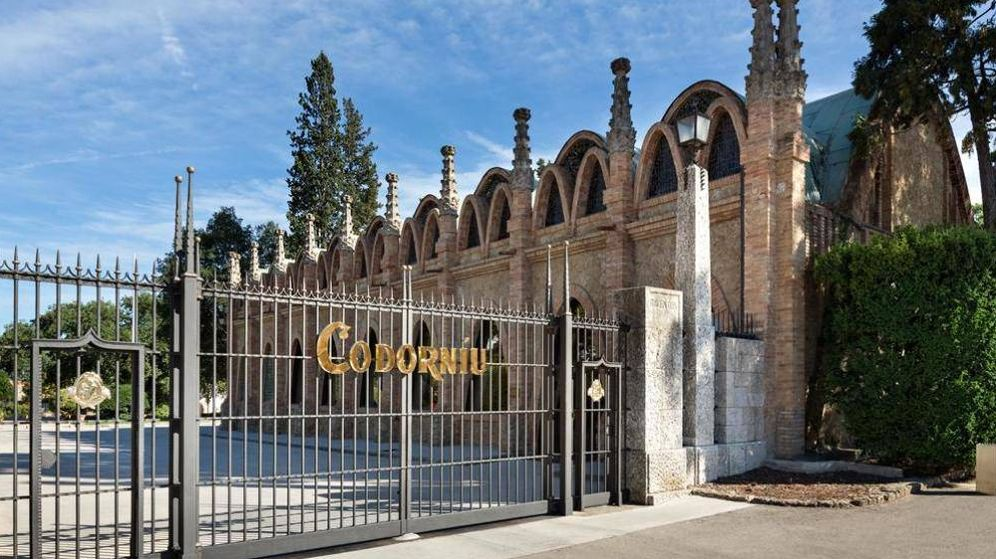 Foto: Instalaciones de la empresa Codorníu. (EFE)