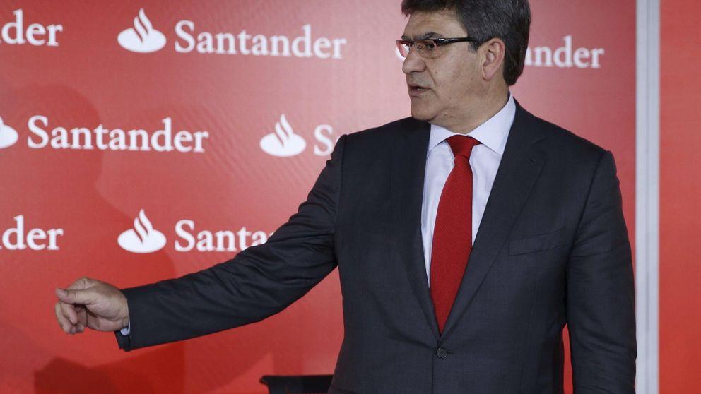El mercado se ceba con Santander por Brasil y por la Cuenta 1, 2, 3