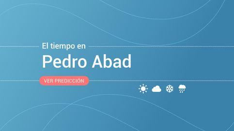El tiempo en Pedro Abad: esta es la previsión para este viernes, 1 de noviembre