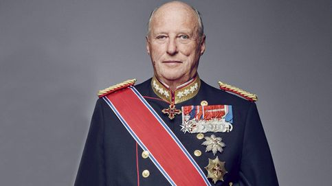 Harald de Noruega: el rey de la mala salud de hierro