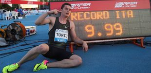 Post de Hortelano, Tortu, Guliyev, Lemaitre... los blancos también saben correr