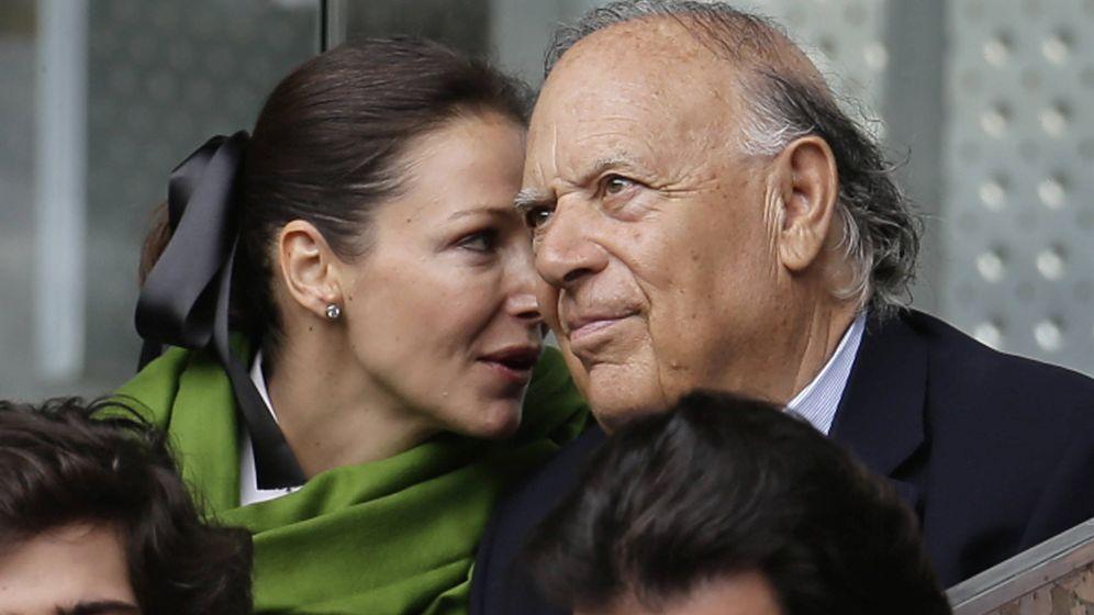 Foto: Carlos Falcó y Esther Doña en una imagen de archivo. (Gtres)