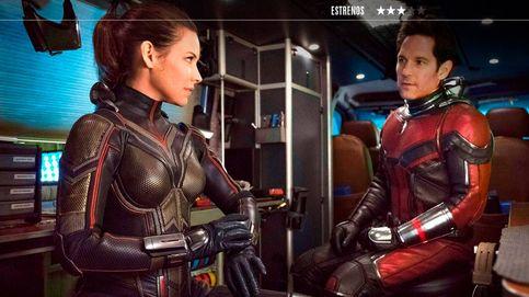 'Ant-Man y la Avispa': entretenido vacío cuántico