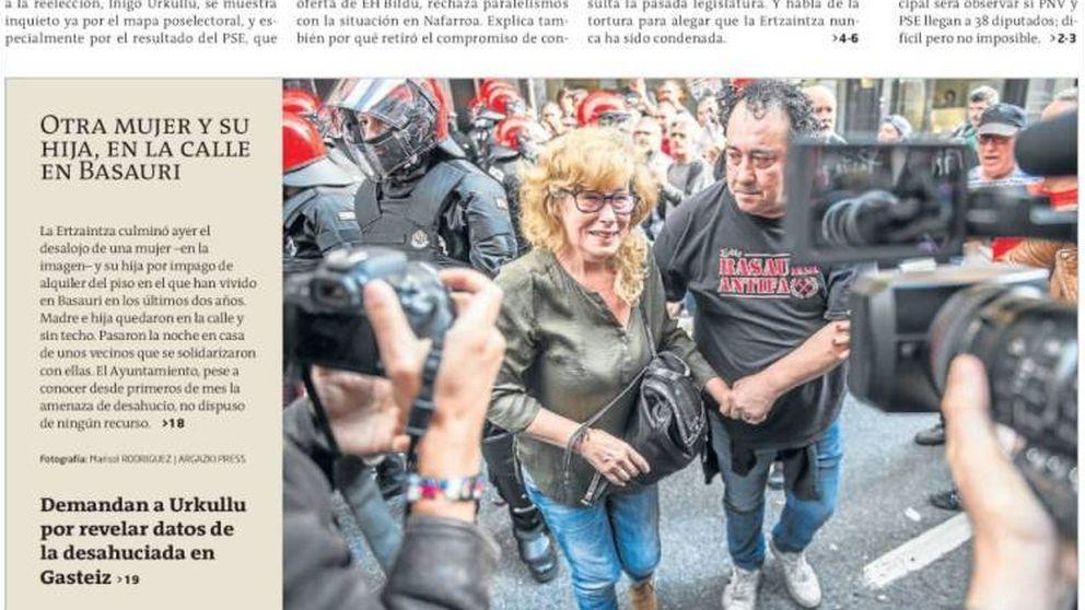 Urkullu se confiesa tímido y preocupado por el resultado del PSOE en el 25S