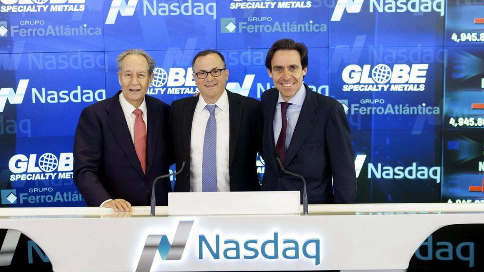 Ferroglobe (Villar Mir) baja de categoría en Wall Street por la pérdida de valor bursátil