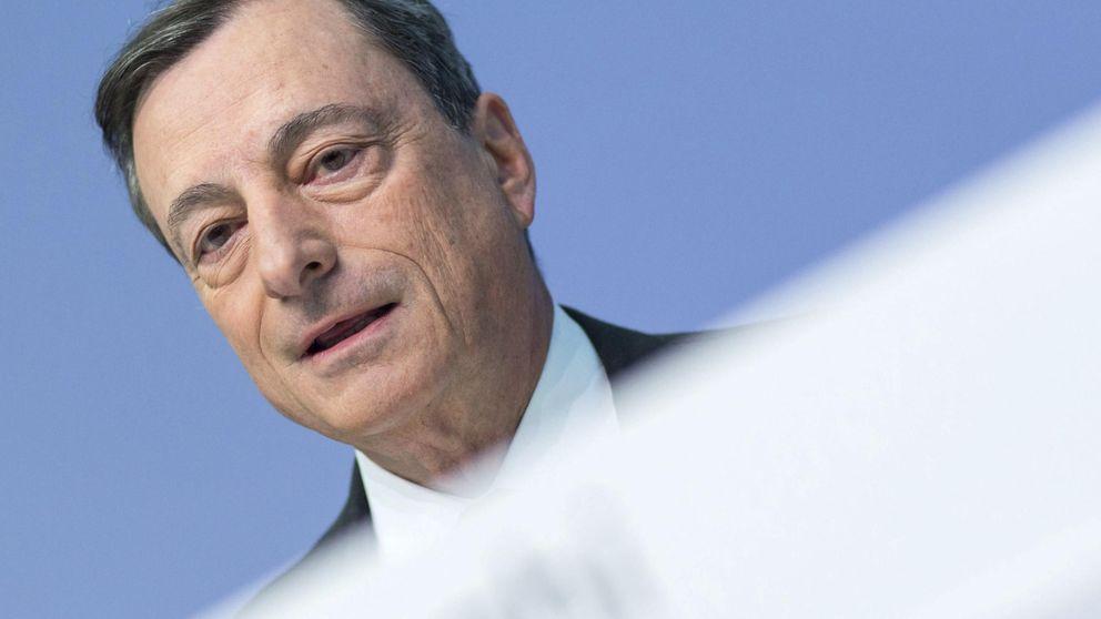 Draghi 'pasa' de la volatilidad y desata una estampida en la deuda pública