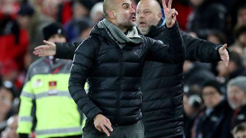 El enfado del peor Guardiola de siempre: dos manos, un 'recado' y 9 puntos de distancia