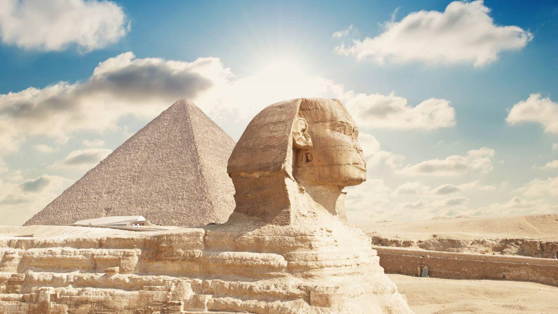 Giza, Egipto. (Shutterstock)