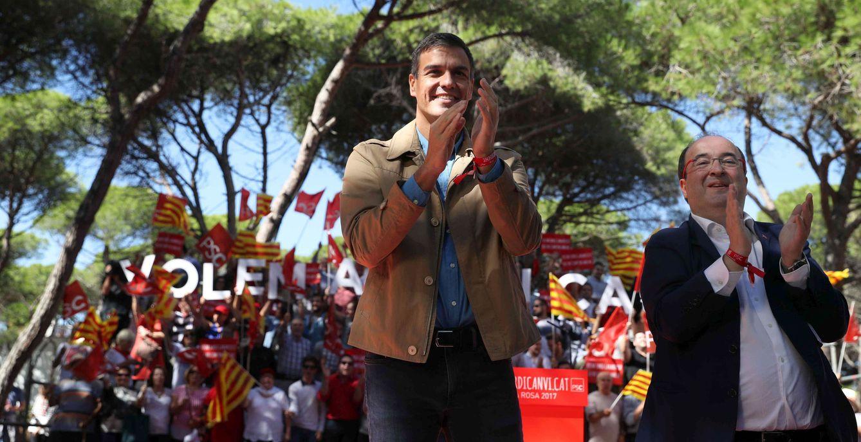 Sánchez, tras el amago de Rajoy con el 155: Hará lo que deba hacer, porque no dialogó