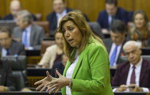 Díaz exigió la cabeza de González para taponar su primer escándalo