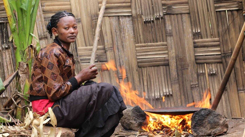 Una mujer en Etiopía. (J. B.)