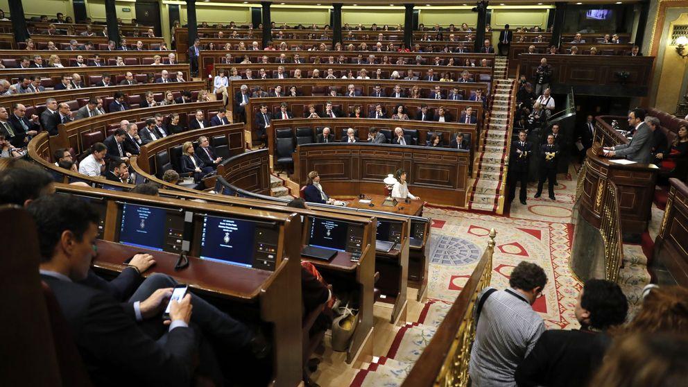 Hernando: el PSOE no será muleta del PP y el tiempo le dará la razón con su abstención