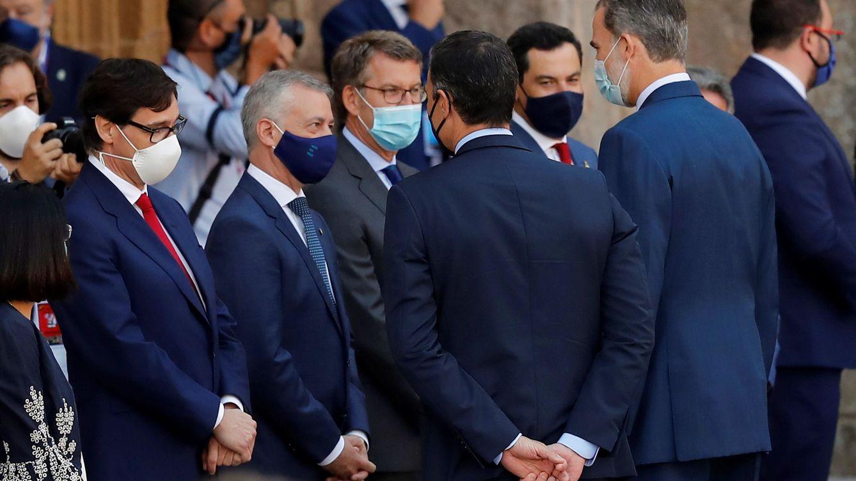 La última concesión a Urkullu calienta aún más la cumbre de presidentes autonómicos