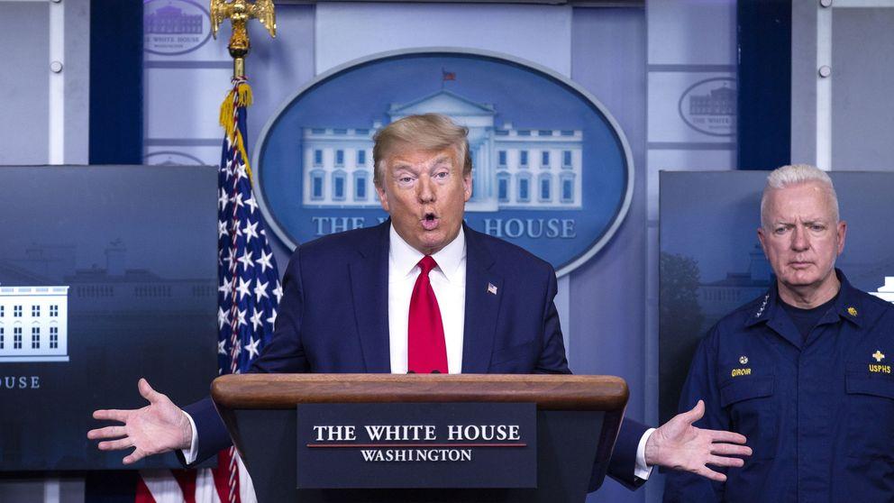 Trump ofrece ayuda al Reino Unido para tratar a Boris Johnson de coronavirus