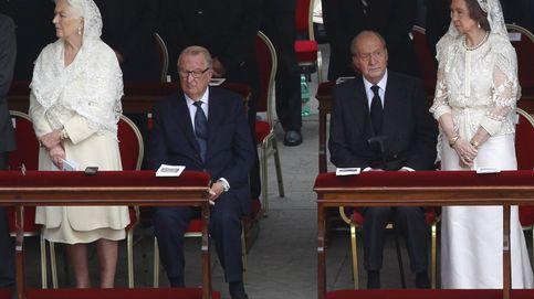La reina Sofía y Paola de Bélgica: dos formas de entender la infidelidad