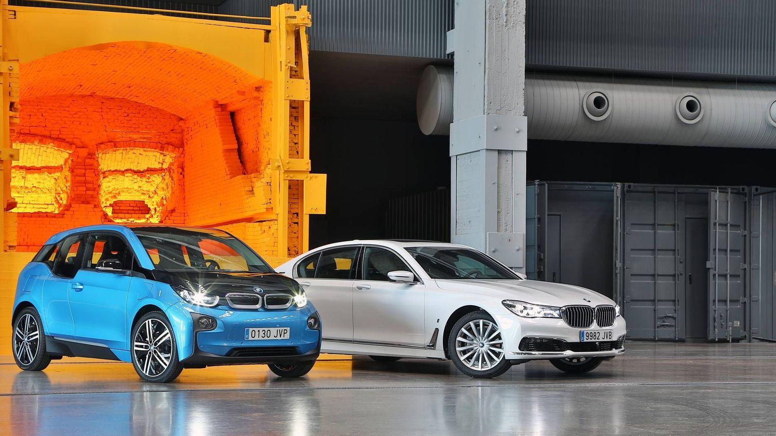Foto: BMW Innovation Days, el futuro del automóvil