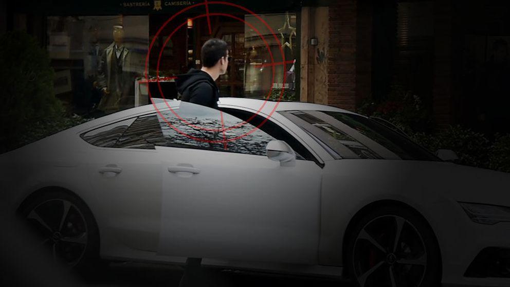 James Rodríguez, 'condenado' al asiento del copiloto por conducción temeraria