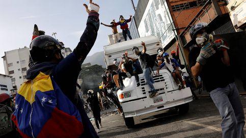Las grietas del chavismo: 'pesos pesados' de Chávez se revuelven contra Maduro