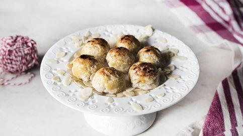 Receta de mazapanes caseros con aroma de limón
