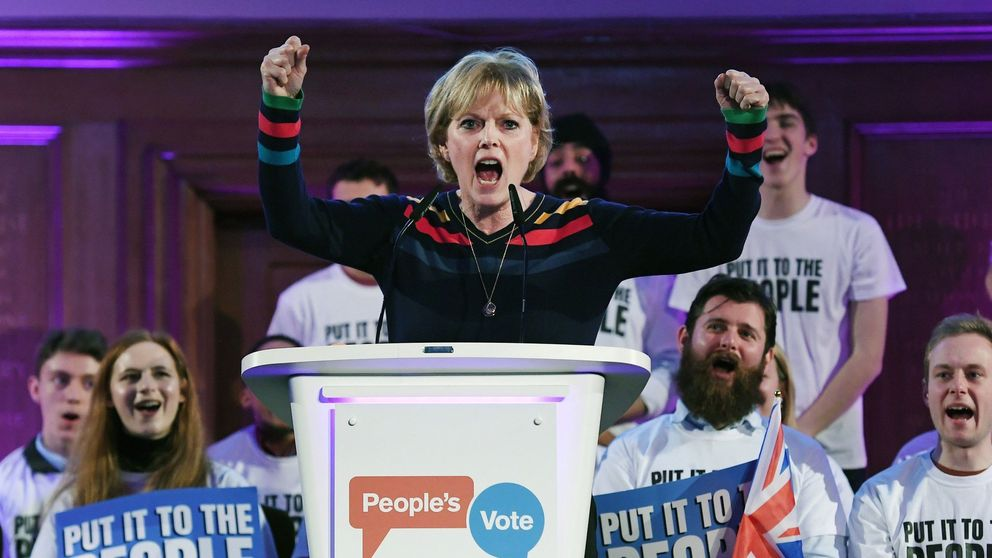 Change UK: un puñado de desertores para frenar el Brexit