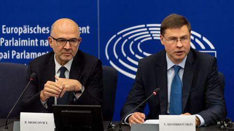 Bruselas rechaza el presupuesto italiano
