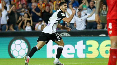 Así despreció el Sevilla a Gonçalo Guedes, la gran sensación de la Liga