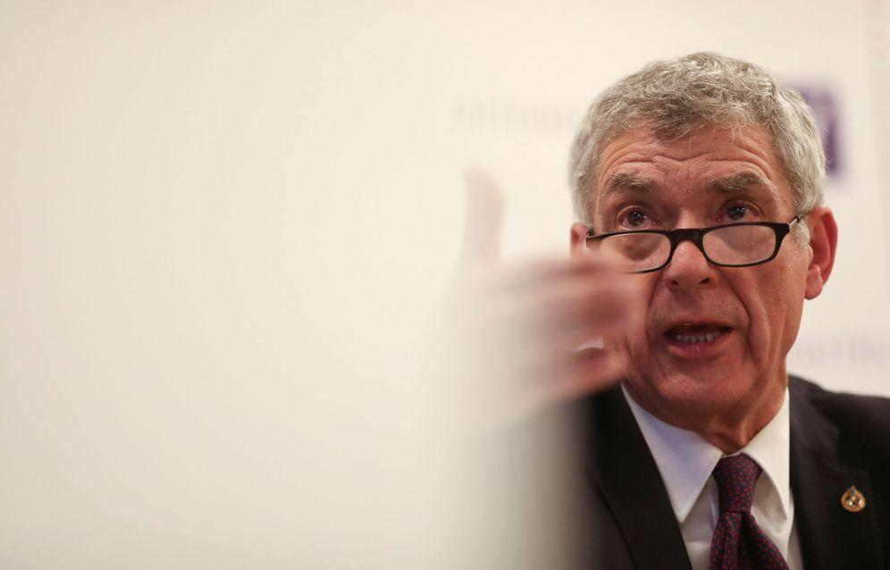 Foto: En la imagen, Ángel María Villar. (Reuters)