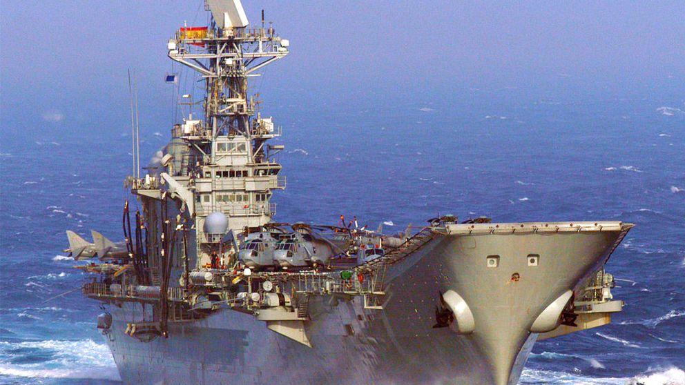 Portaaviones y buques: el éxito de España exportando tecnología militar
