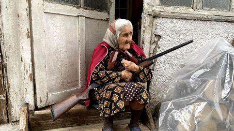 Nagorno-Karabaj: Azerbaiyán acusa a Armenia de bombardear su segunda ciudad