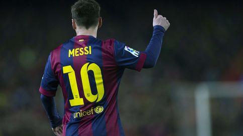 Messi jugará ante el Celta después de una fulgurante recuperación