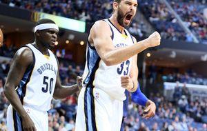 Marc se desata con 30 puntos y la grada se rinde a él grito de 'MVP'