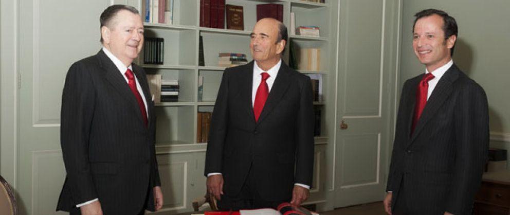 Foto: Javier Marín, un hombre de banca privada que ha sobrevivido a todos los escándalos
