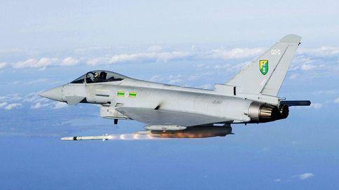 Europa va a modernizar el Eurofighter para competir con el F-35, pero no será fácil