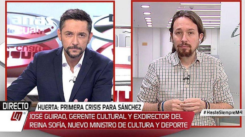 Foto: Fotograma de 'Las mañanas de Cuatro'.