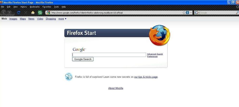 Foto: Google rompe con Firefox después de diez años de feliz matrimonio