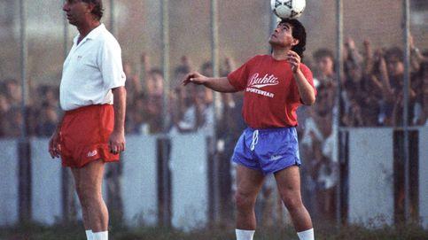 Los fichajes inesperados: Maradona en Sevilla, Brehme en Zaragoza y Falcao al Rayo