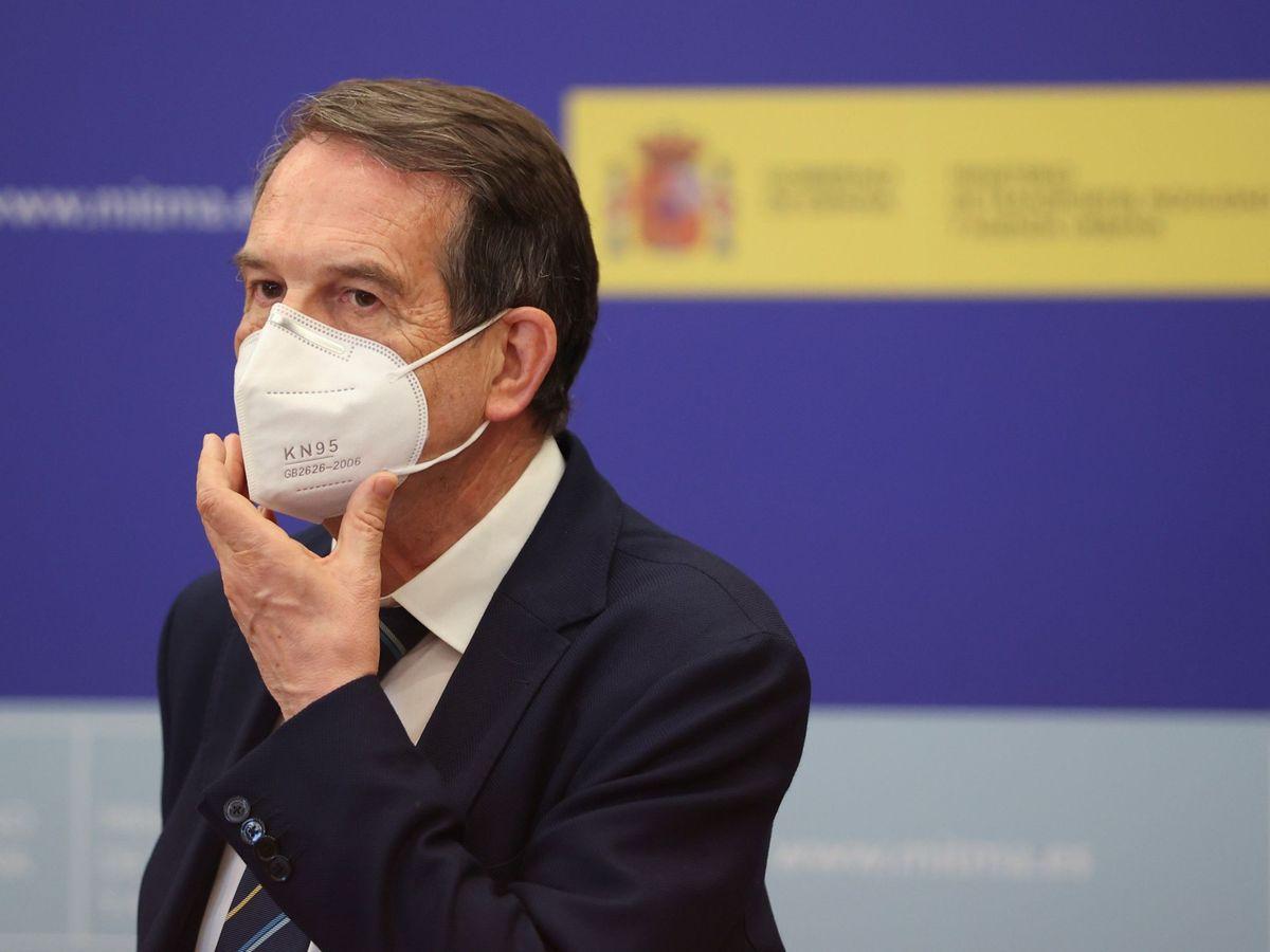 Foto: l presidente de la Federación Española de Municipios y Provincias, Abel Caballero. (EFE)