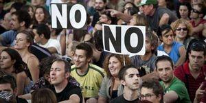 Democracia Real Ya reclamará en la calle la reforma de la ley electoral