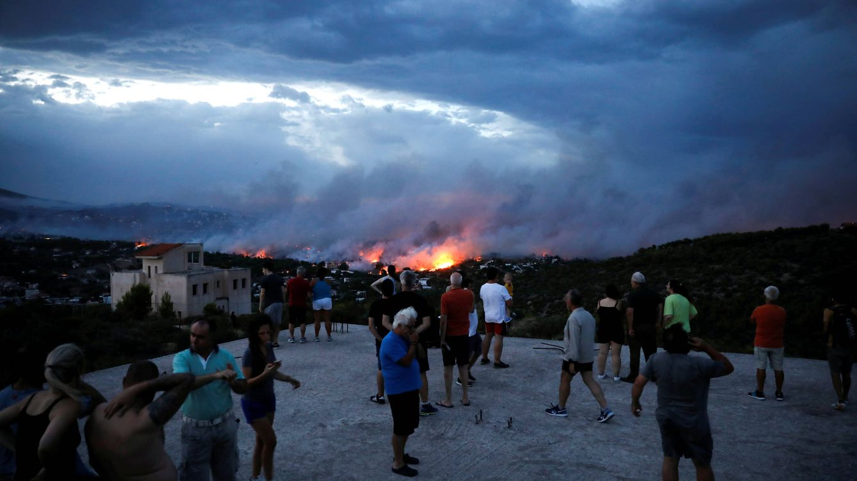 El Gobierno de Tsipras se quema en las ascuas de la tragedia de Mati