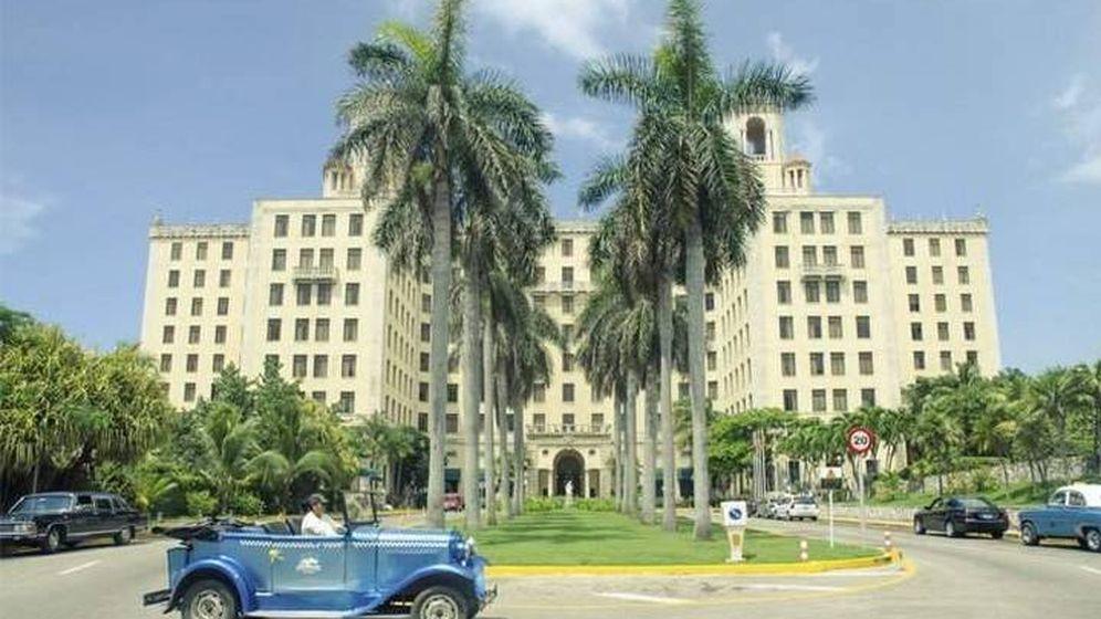 Foto: La fachada del Hotel Nacional de La Habana. (Instagram)