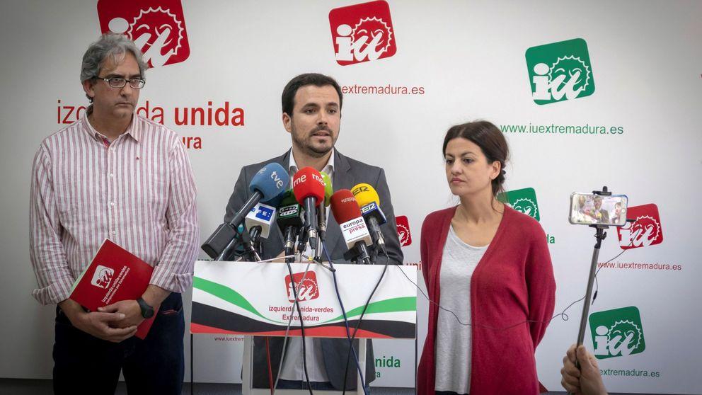 IU cree que Unidas Podemos es la única alternativa a la amenaza reaccionaria