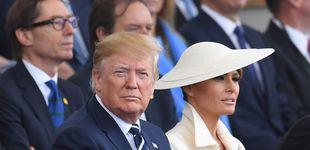Post de Melania Trump cierra su agenda en Londres con un tocado inspirado en Meghan