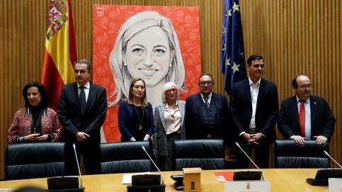 El Congreso homenajea a Chacón, la mujer valiente que rompió barreras
