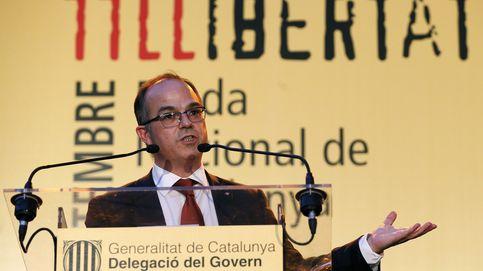 Turull avisa en Madrid sin incidentes: no se parará el tsunami democrático